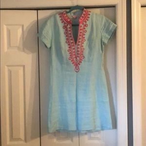 Lily Pulitzer dress or beach cover up